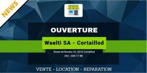 Waelti-cortaillod-vente,location et reparation de machines.