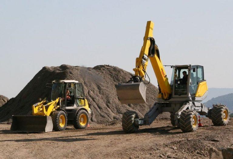 Waelti| Location machines pour les chantiers, la construction , genie civil
