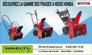 Waelti votre revendeur agréé Honda.Tondeuse|Fraise à neige|Motoculteur|Générateur