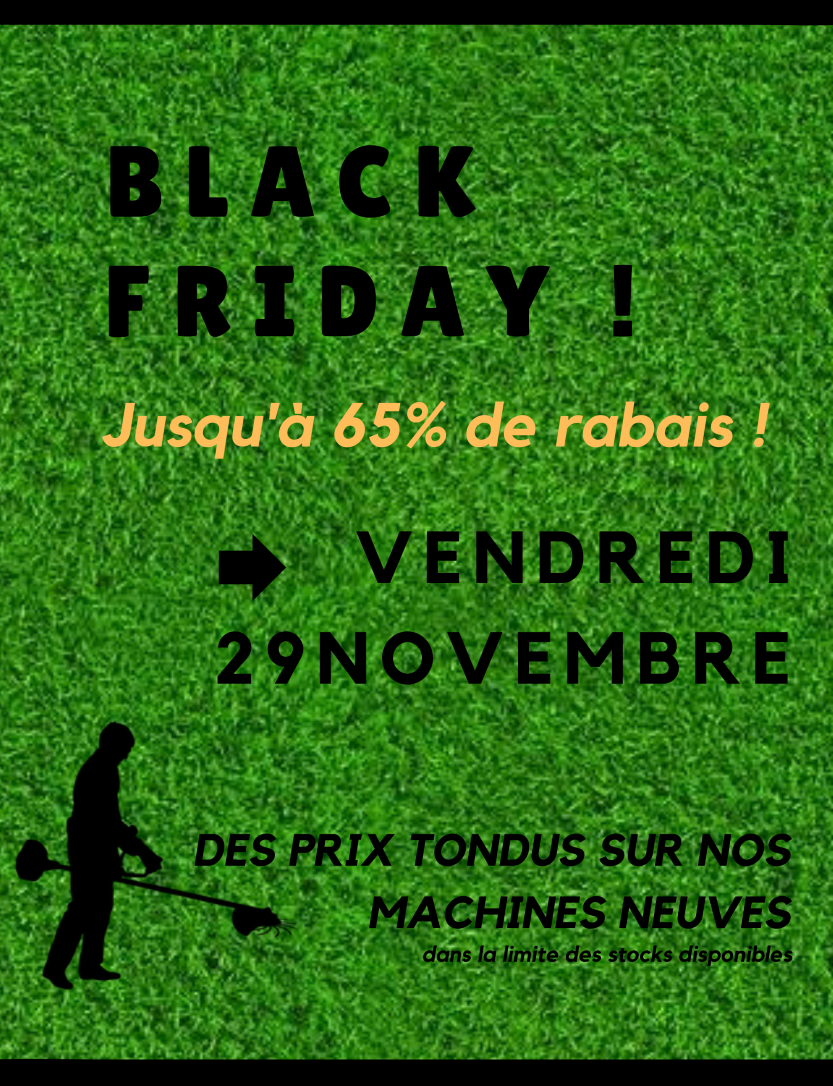 Black friday Chez Waelti SA -2019